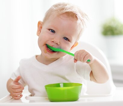 First Steps In Expanding Babys' Diet