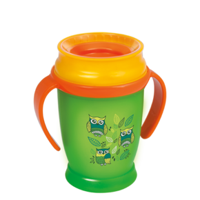 LOVI 360° Cup Junior 250 ml Folky Boy