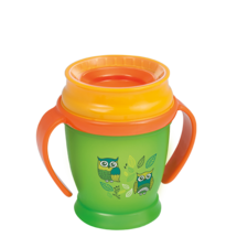 LOVI 360° Cup Mini 210 ml Folky Boy