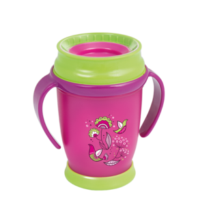 LOVI 360° Cup Junior 250 ml Folky Girl