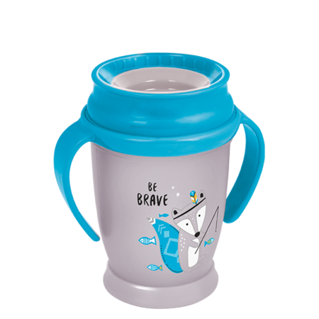 LOVI 360° Cup Junior 250 ml Indian Summer Boy
