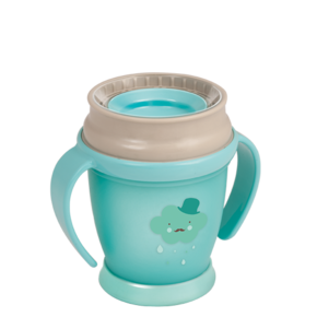 LOVI 360° Cup Mini 210 ml Retro Baby Boy