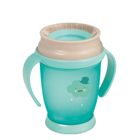 LOVI 360° CupActive 350 ml Retro Baby Boy
