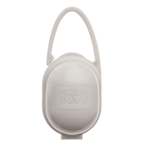 LOVI Soother Container Beige