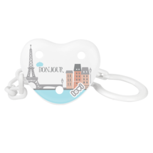 LOVI Soother Holder Retro Baby